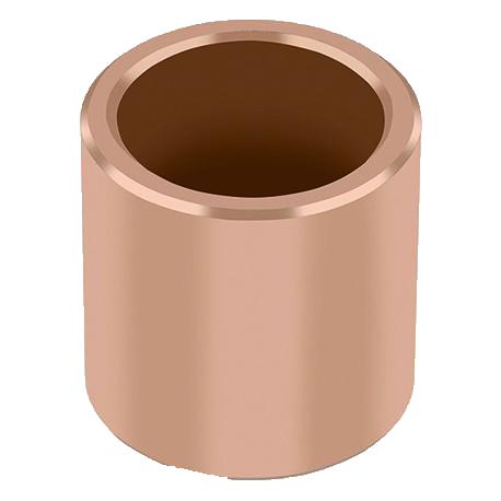 Sinterbronze-Buchse-Zylindrisch-Slider-Hoberg-Antriebstechnik