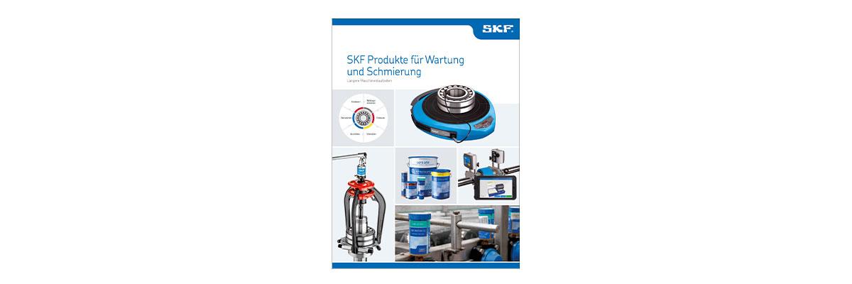 Neuer SKF MaPro Katalog ab sofort verfügbar